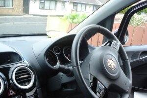 vauxhall steering wheel