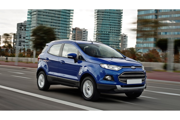 extra muscles for the new ford ecosport