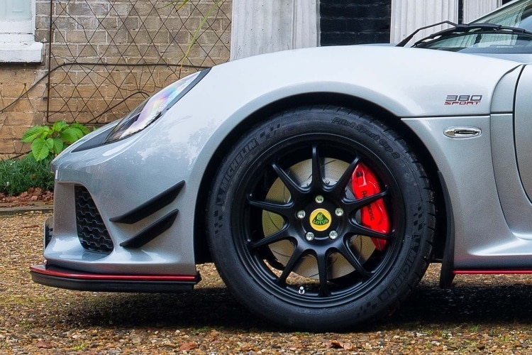 Lotus Wheel Front Left