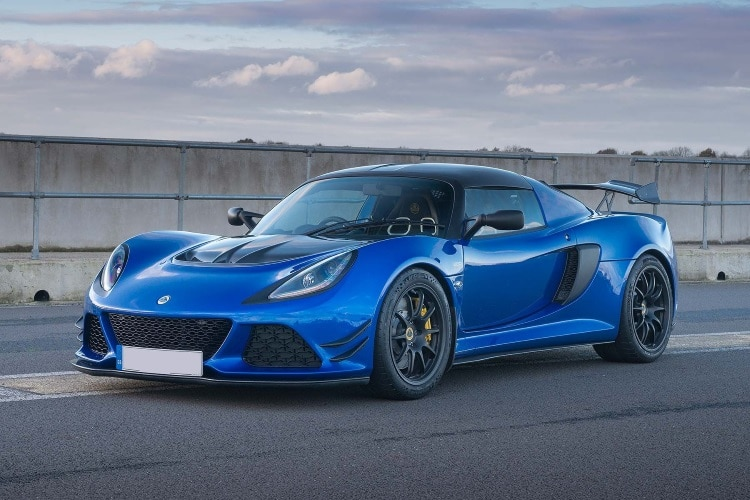 Lotus Exige Sport 380 First Drive