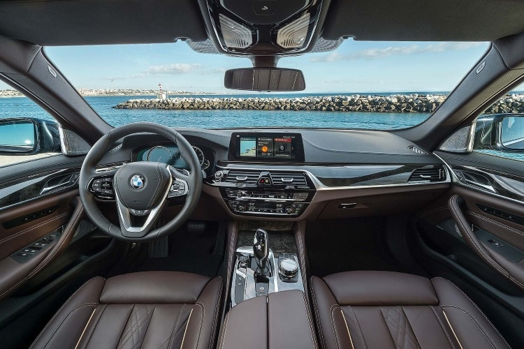 Styling of the BMW 5 Series