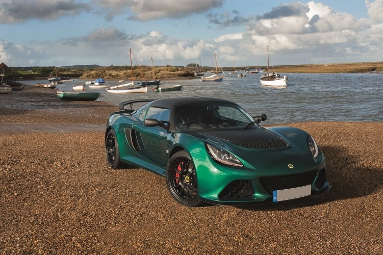 Lotus Exige Sport 350 First Drive